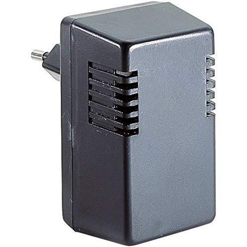 TRU COMPONENTS TC-TYP I SG 1 SW203 Stecker-Gehäuse 37 x 43 x 73.5 ABS Schwarz 1 St.