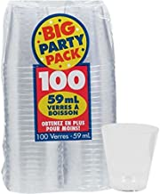Party Pack Plastic Glasses Supply