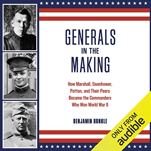 Generals in the Making cover art