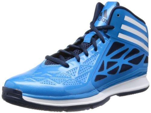 adidas Crazy Fast 2 G98331 Herren Basketballschuhe, Blau (Solblu/Runwh), 39 1/3 EU