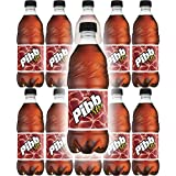 Pibb Xtra Soda, 20 Fl Oz Bottle (Pack of 10, Total of 200 Fl Oz)