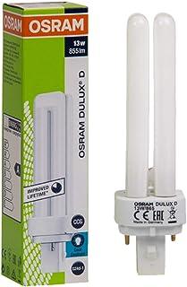 Osram 13 Watts 2 Pin Day Light CFL Bulb