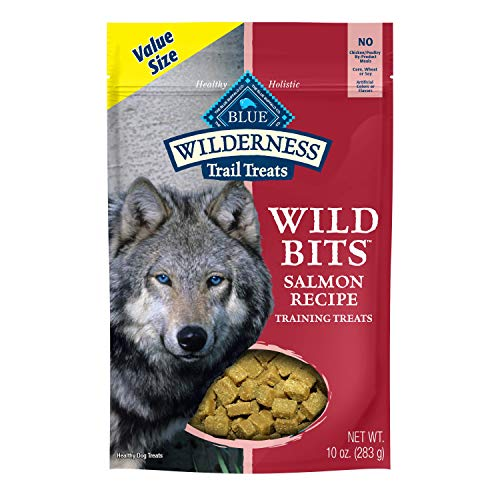 Blue Buffalo Wilderness Trail Treats Wild Bits High Protein Grain Free...