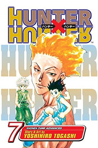 Hunter x Hunter Volume 7