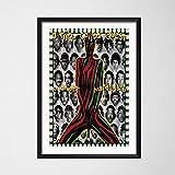 JIUJIUJIU Leinwand Poster Drucke Tribe Called Quest Hip Hop
