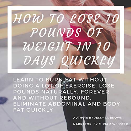 How to Lose 10 Pounds of Weight in 10 Days Quickly Titelbild