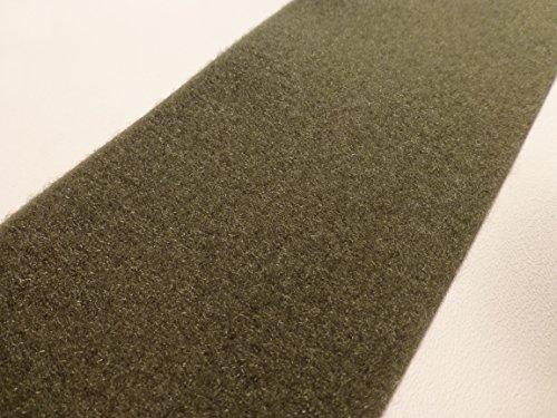 VELCRO Brand Sew on Hook & Loop Fasteners- Sage Green- 4' x 12' (12' of Hook & 12' Loop per package)