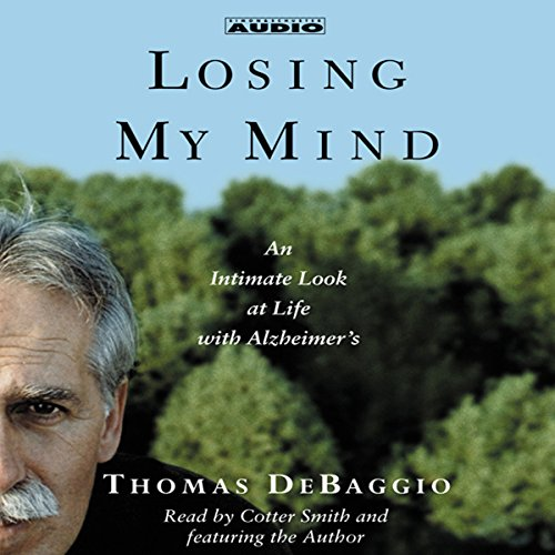 Losing my Mind audiobook cover art