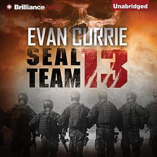 SEAL Team 13 audiobook cover art