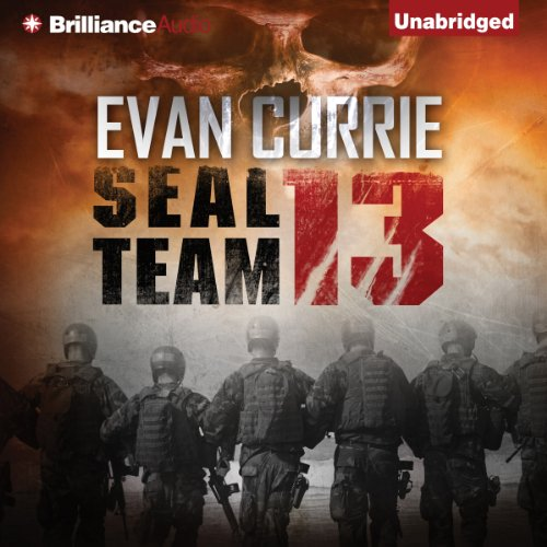 SEAL Team 13 cover art