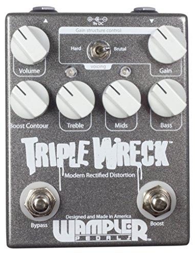 Wampler Triple Wreck...
