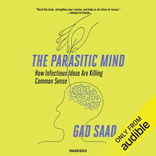 The Parasitic Mind cover art