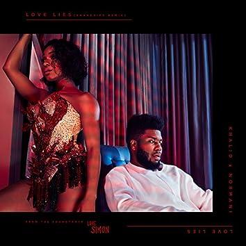 Love Lies (Snakehips Remix)