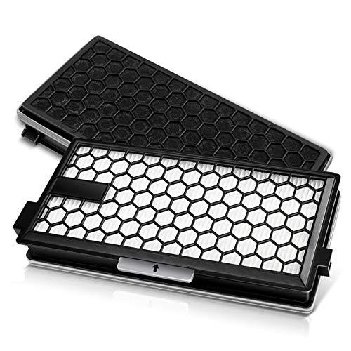 morpilot 2-Pack Filtros para Miele Compact C1, Compact C2, Complete C1, Complete...