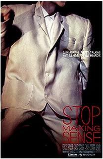 Best stop making sense movie poster Reviews