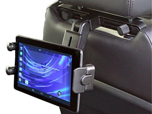 Navitech Im Auto Portabel Tablet Kopfstütze/Kopfstütze Halterung/Halter für die Fnf Ifive Mini 4S Tablet 7.9 Inch