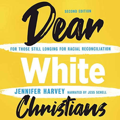 Dear White Christians: Second Edition  By  cover art