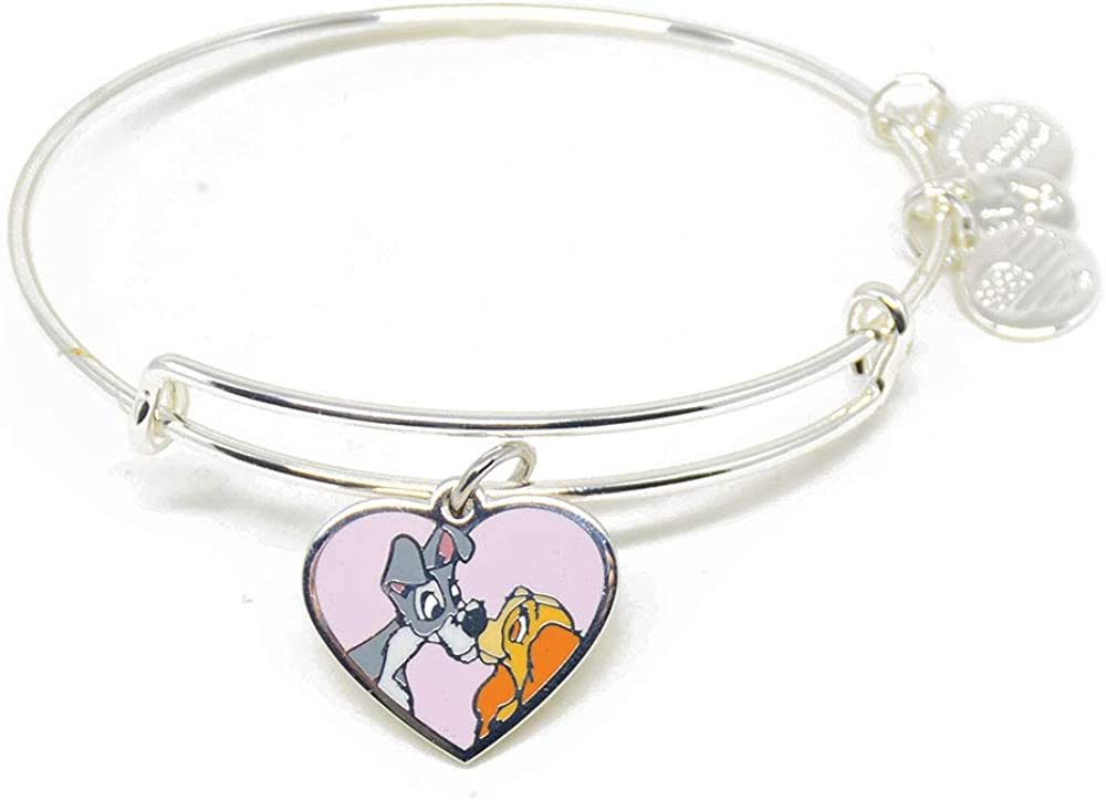 shipfree New popularity Alex and ANI Disney Parks Lady Fur-Ever Tramp Together B The
