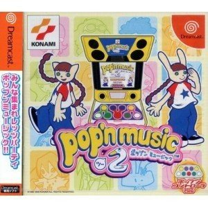 Pop'n Music Cheap super special price Recommended 2 Japan Import