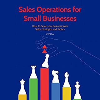 Sales Operations for Small Businesses cover art