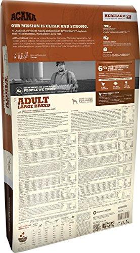 アカナ(ACANA)ドッグフードアダルトラージブリード[国内正規品]11.4kg