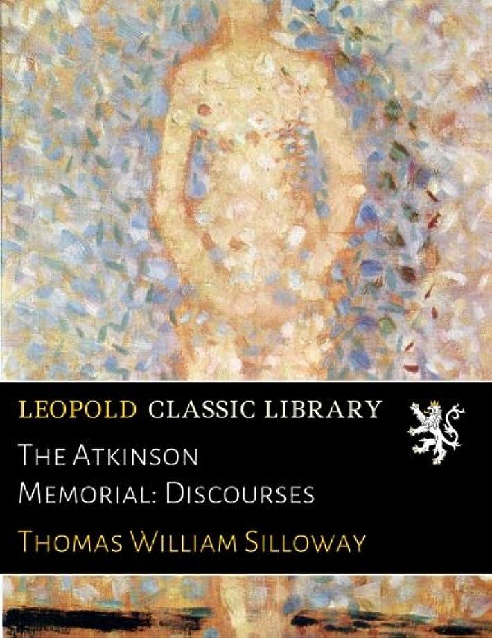 一般化する命令的オセアニアThe Atkinson Memorial: Discourses