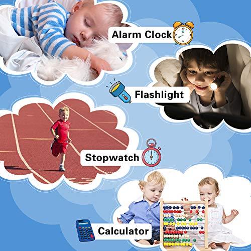 Telefonuhr/Smartwatch Kinder von BAUISAN (Amazons Choice) - 8