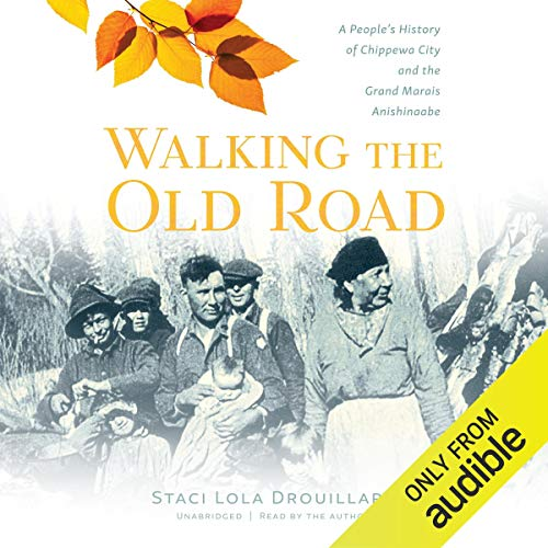 Walking the Old Road cover art