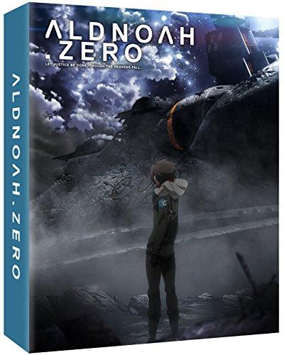 アルドノア・ゼロ 第2期 コンプリートBOX[Blu-ray regionB](全12話)(海外inport版)