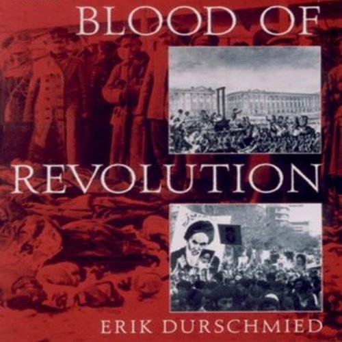 Blood of Revolution audiobook cover art