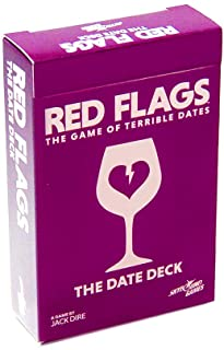 Red Flags Date Deck