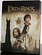 Lord Of Rings: Two Towers Steel Book