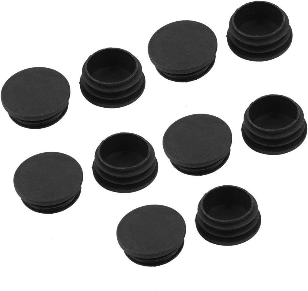 free BIFI Hot 10 x Black Plastic 38mm Tube Sale Special Price Tubing Ca Round Dia Insert