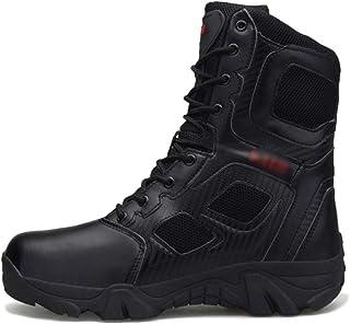 Hommes Delta Armée Bottes Hautes Tactiques Assaut Chaussures Forces Spéciales Police Militaire Chaussure En Plein Air Dése...