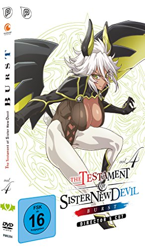 The Testament of Sister New Devil: Burst - Staffel 2 - Vol.2 - [DVD]