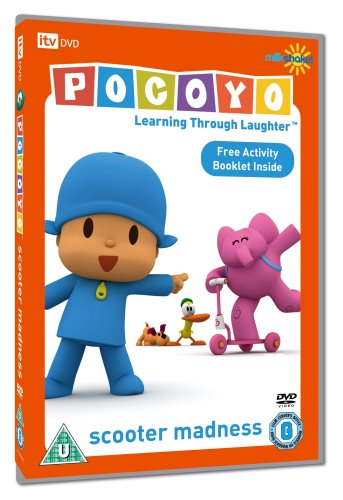 Pocoyo - Scooter Madness [UK Import]