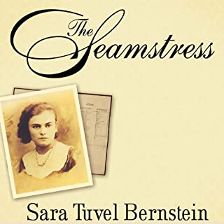 The Seamstress audiobook cover art