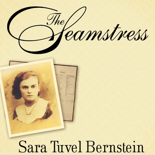 The Seamstress cover art