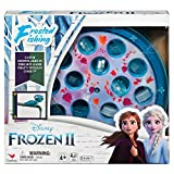 Cardinal Games 6054132 Disney Frozen 2 Frosted Fishing Game for Kids & Families