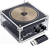Joytech Bluetooth Music Tesla Coil Arc Plasma Loudspeaker Wireless Transmission Experiment Desktop Toy Model SSTC SS02