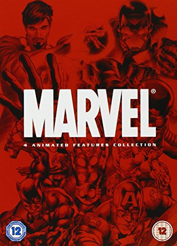 Marvel Box Set [Reino Unido] [DVD]