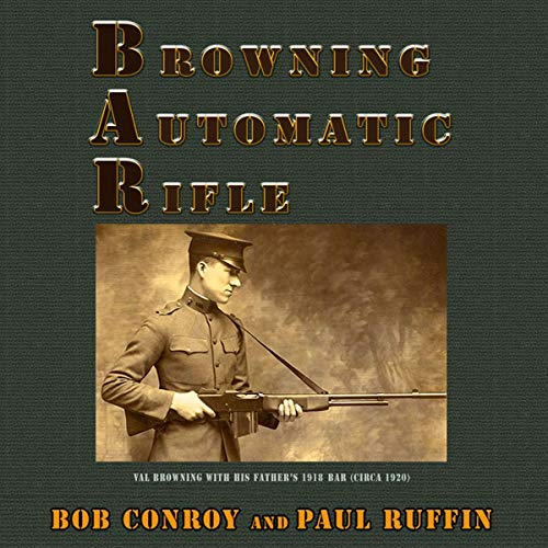 Browning Automatic Rifle cover art