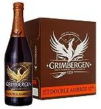 Grimbergen Birra Double Ambree (Abbazia)- 6 bottiglie da 750 ml