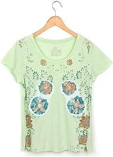 Camiseta Thais - Verde Claro