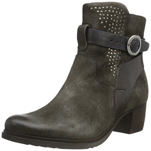Mjus Damen 644203-0102-6321 Kurzschaft Stiefel, Grau (pepe), 42 EU