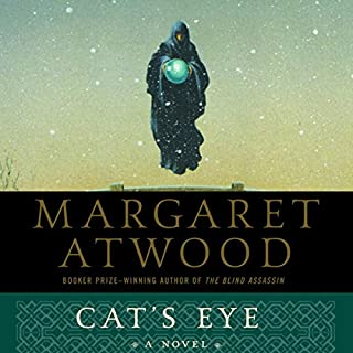 Cat's Eye audiobook cover art