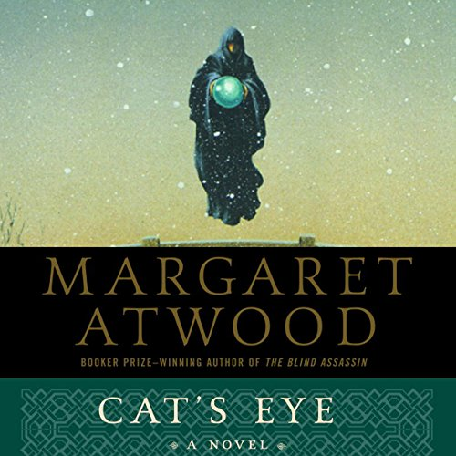 Cat's Eye Audiobook By Margaret Atwood cover art