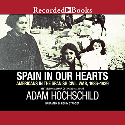 Spain in Our Hearts audiobook cover art
