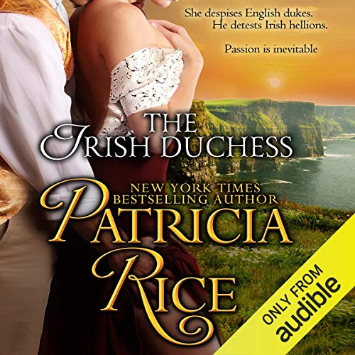 The Irish Duchess audiobook cover art
