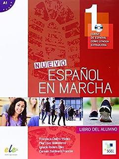 Nuevo Espanol en marcha 2. Libro del alumno + CD (Spanish Edition) by Francisca Castro Viudez Ignacio Rodero Diez Carmen S...